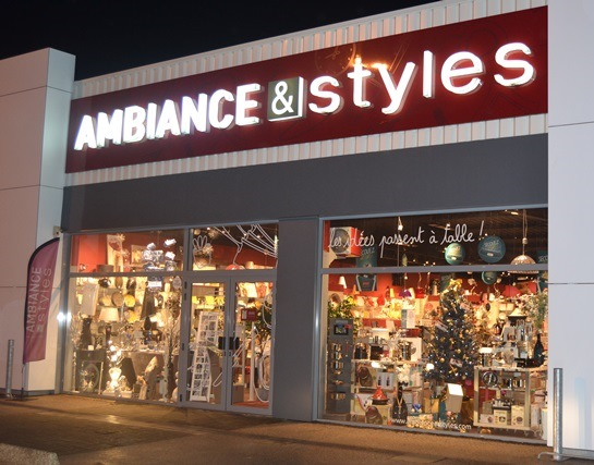 Magasin Ambiance & Styles