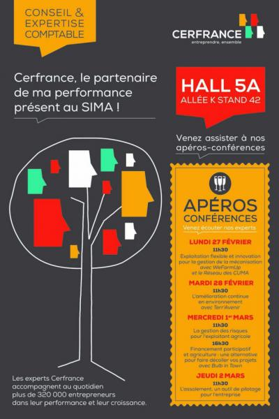 SIMA programme CERFRANCE