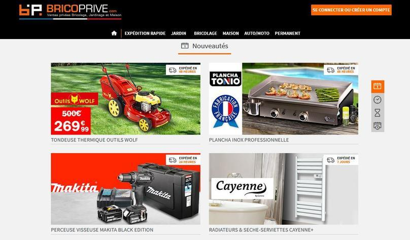 BricoPrive-site-internet