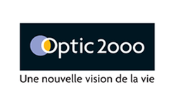 Enseigne Optic 2000